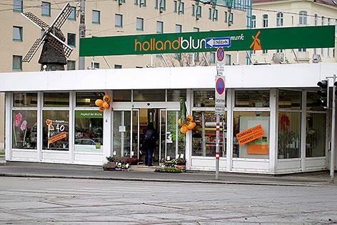 Holland Blumen Mark
