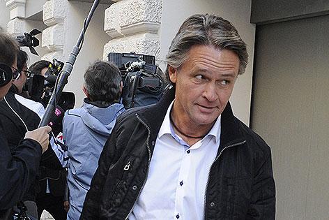 Peter Westenthaler im Oktober 2013 in Wien