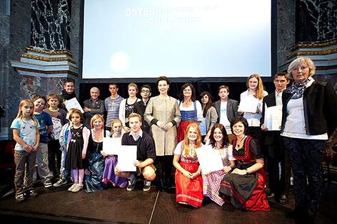 Polytechnische Schule Telfs gewinnt Schulpreis 2014