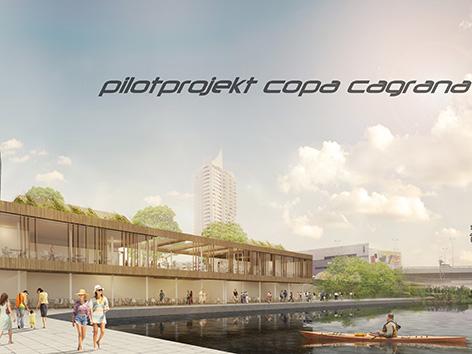 Copa Cagrana Projekt
