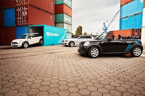 Carsharing-Autos