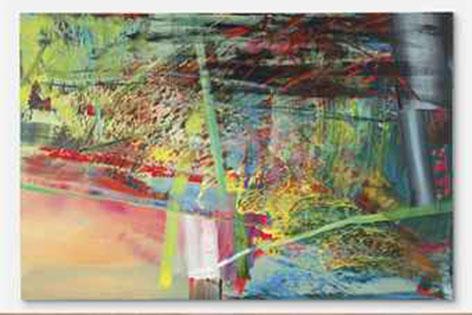 "Gerhard Richters ""Netz"""