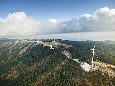 Windpark Steinriegel