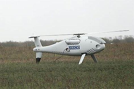 Drohne in der Ukraine