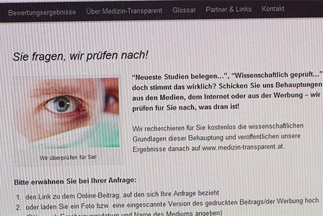 Internet-Seite