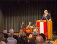 Dober večer sosed deželni glavar Peter Kaiser Dobrla Srce cerkveni zbor