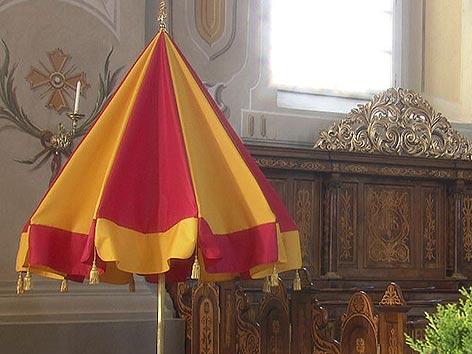 Maria Loreto Schirm Papst