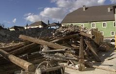 Gambswirt in Tamsweg illegal abgerissen