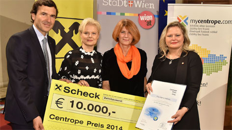 Katona Ágnes Centrope Preis