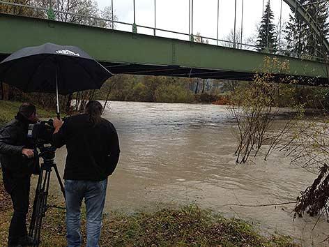 Hochwasser Gail Hermagor