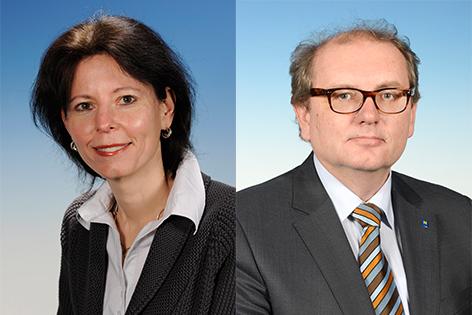 Verena Sonnleitner und Andreas Strobl