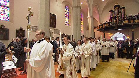 Festgottesdienst im Eisenstädter Dom
