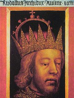 """Rudolph IV. dem """"Stifter"""