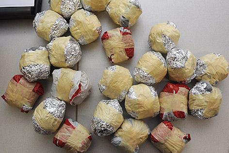 Drogendealer Ghana Klagenfurt Kokain geschluckt