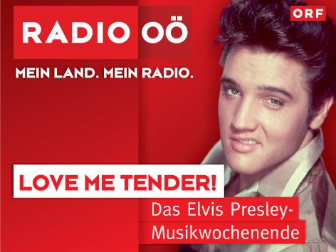 Das Elvis Presley Musikwocheneende von Radio Oberösterreich