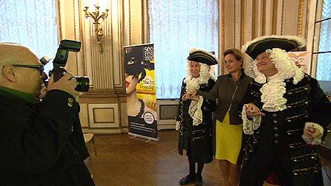 Präsentation der Seefestspiele Mörbisch in Wien