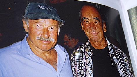 Joe Zawinul und Toni Stricker