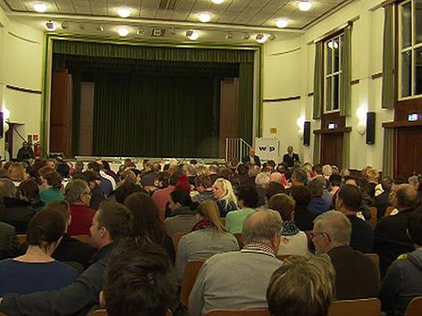 Bürgerversammlung Görtschitztal
