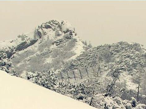 Wintereinbruch in Kärnten