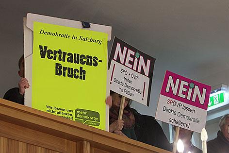 Salzburger Gemeinderat