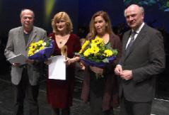 NÖ-Landeswürdigungspreis für Zdenka Becker