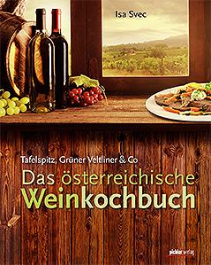 """""""Das österreichische Weinkochbuch"""