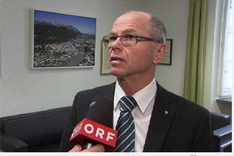 Finanzreferent Christian Stöckl