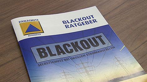 Blackout, Netz Burgenland