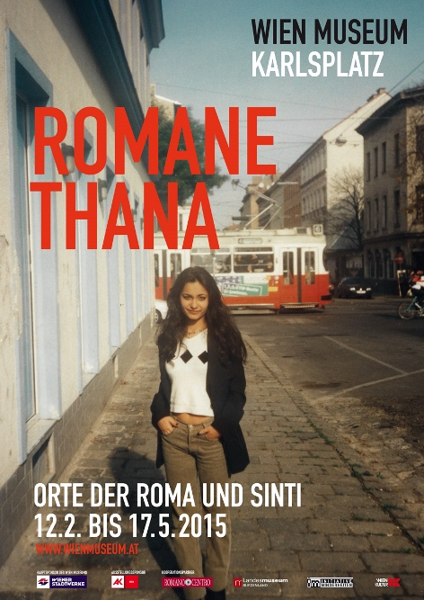 Romane Thana Ausstellung