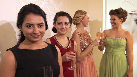 Ballfrisuren 2015 Eleganz Im Trend Burgenland Heute