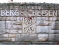 Bergen-Belsen Stein