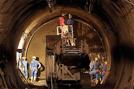 Semmeringbahntunnel