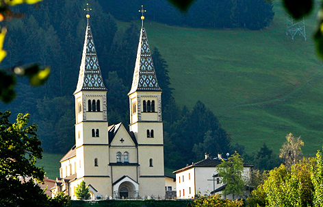 Kirche Maria Empfängnis Weerberg