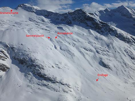 Lawinen Tirol