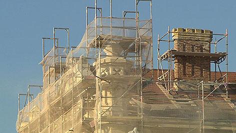 Sanierung Fassade