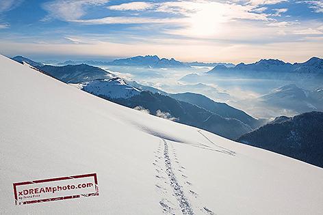 Salzburger Franz Pritz liefert Titelbild für Windows 10