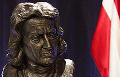 Kip France Prešeren Kulturni praznik osrednja Prešernova