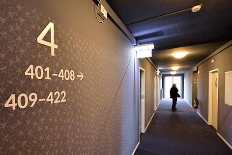 Magdas Hotel Eröffnung