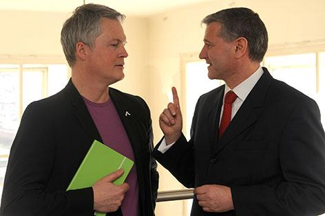 David Ellensohn und Georg Niedermühlbichler