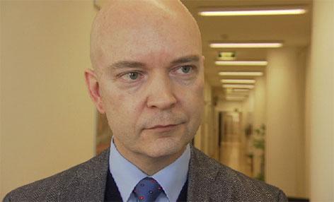 Udo Janßen, KAV-Chef