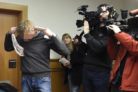 Angeklagter in Prozess um Sexaffäre in der Justizanstalt Josefstadt