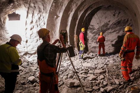 Arlbergtunnelsanierung