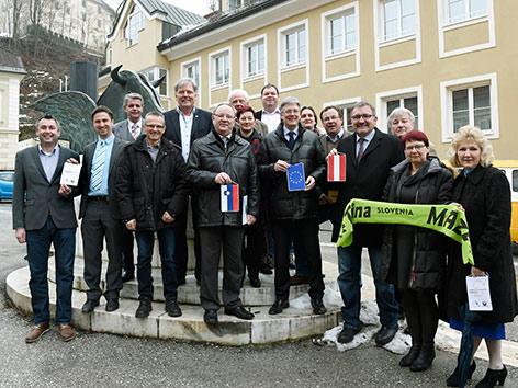 Petzen Bürgermeister