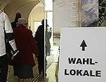 Gemeinderatswahl Sujetbilder