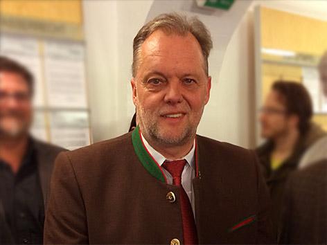 Stichwahl 2015 Bürgermeister Hauptgeschichte Treffner