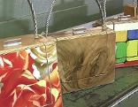 Handtaschen vom Tischler