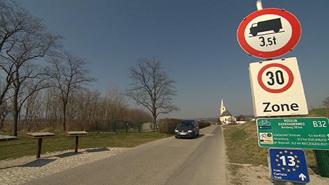 Grenzstrasse Schattendorf