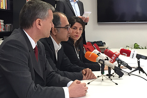 Pressekonferenz Akkilic