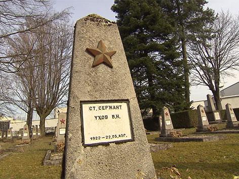 Mahnmal Friedhof St. Pölten