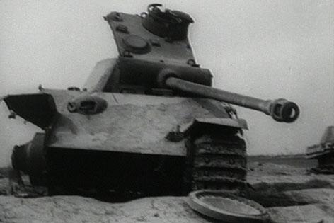 Panzer aus dem Zweiten Weltkrieg